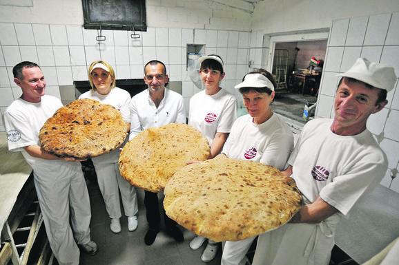Dragan Šuljagić sa pekarima