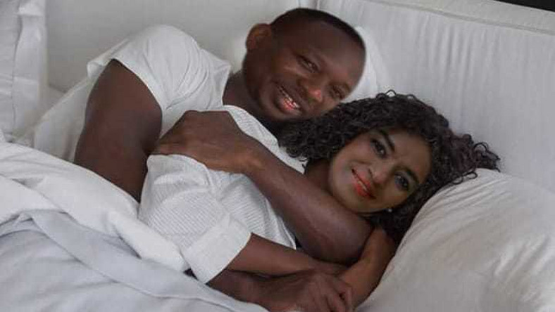 Photoshopped Image of Esther Passaris and Mike Sonko