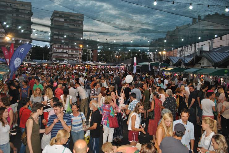 Beogradski noćni market Kalenić