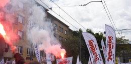 Górnicy z kopalni Turów wyszli na ulice!