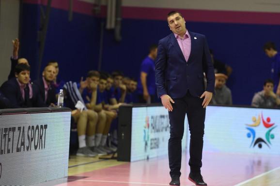 POSLE TRANSFER BOMBE  Dejan Milojević napustio Budućnost, Podgoričani poručili: Pokaži se u NBA!