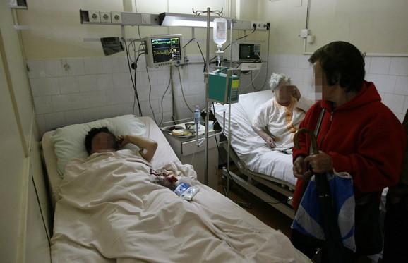 Da li su ugroženi: Pacijenti Kliničkog centra Srbije