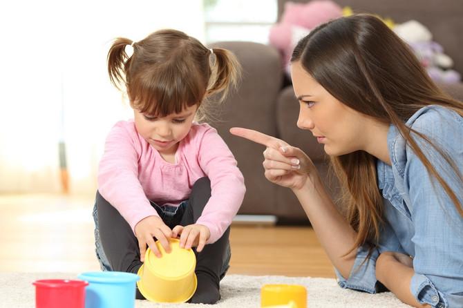 Deca koja odrastaju bez zabrana postaju pasivna, nesamostalna, usmerena isključivo na sebe i vlastite potrebe