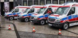 Pogotowie dostało 4 nowe ambulanse
