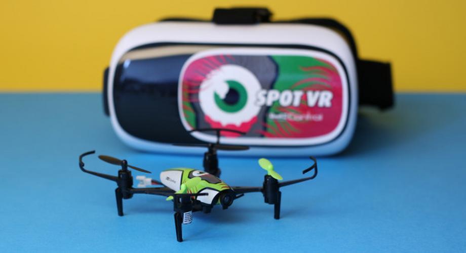 Revell Quadcopter Spot VR: FPV-Racer inklusive Brille