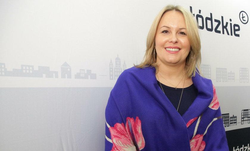 Joanna Osińska, rzecznik ŁKA