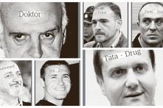 """""""BUDALA"""", ZVER, """"PEKAR..."""" Okoreli srpski kriminalci dobijali su nadimke od kojih prolazi jeza (GALERIJA)"""