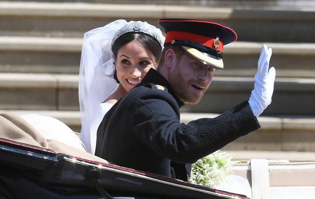 Megan i Hari venčali su se 19. maja 2018.