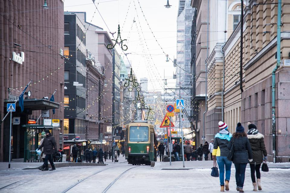 16. Helsinki, Finlandia