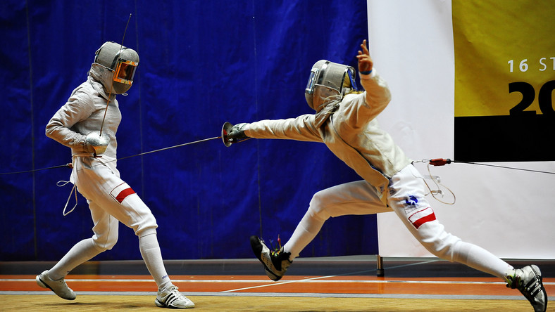Polskie szablistki wygrały zawody Pucharu Świata w Budapeszcie