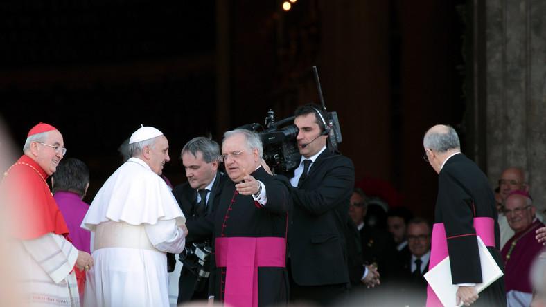 Papież Franciszek na pięć dni przyleci do Krakowa
