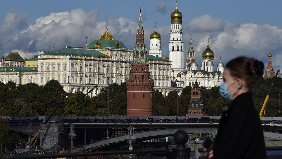 Moskwa, Kreml