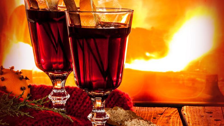 Grzaniec z piwa, wina lub cydru