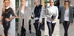 Gorący trend: legginsy jak druga skóra