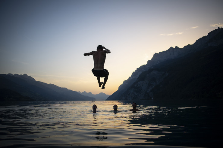 Švajcarska vrućina epa GIAN EHRENZELLER