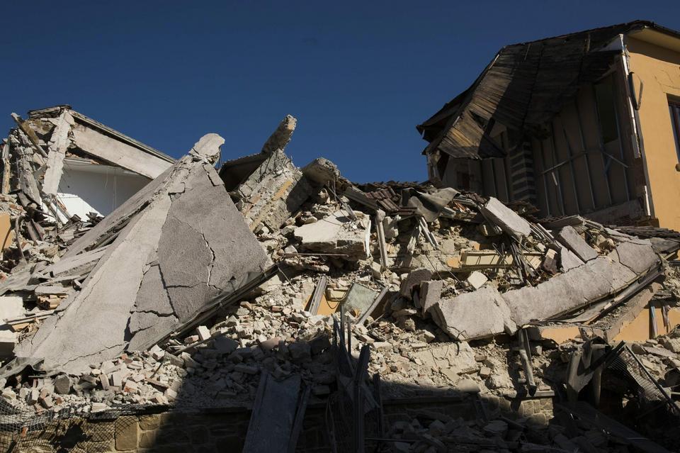 Włochy: kolejne trzęsienie ziemi w pobliżu Amatrice