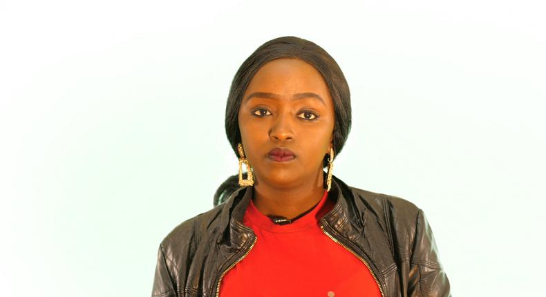 Carolyne Maina - Social media manager at Pulse Live Kenya - rejected for being a single mom