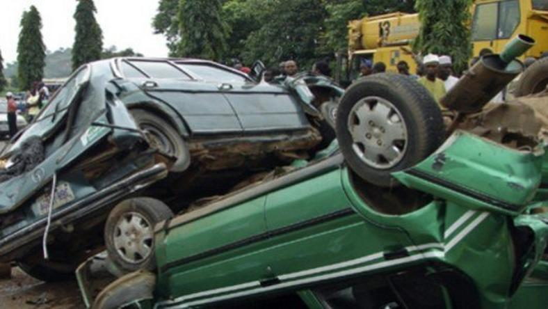8 killed, pregnant woman, boy injured in accident on Lagos/Abeokuta expressway (not pictured).