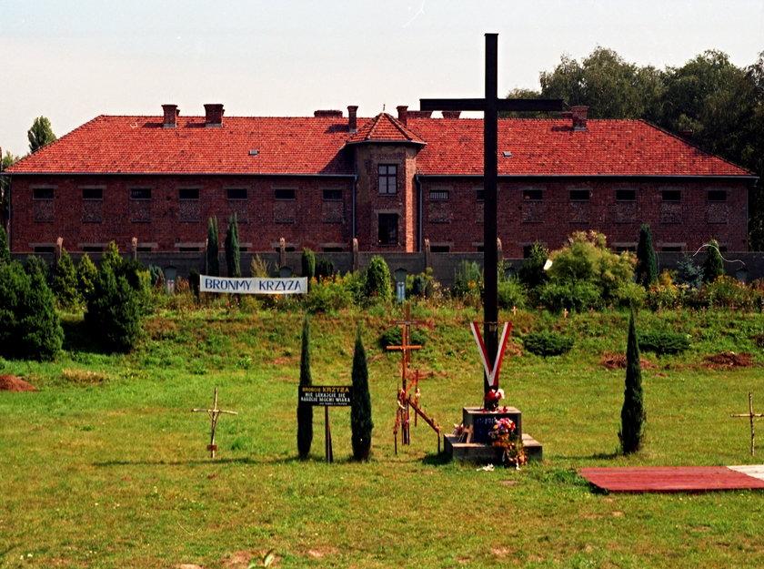 Żwirowisko przy Auschwitz-Birkenau
