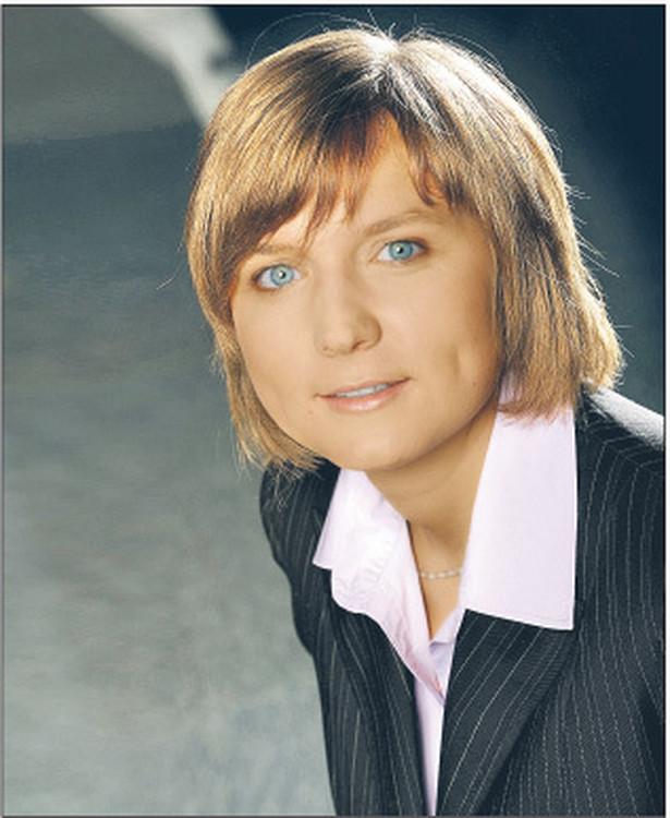 Ewelina Stamblewska, doradca podatkowy Ernst & Young Fot. Archiwum