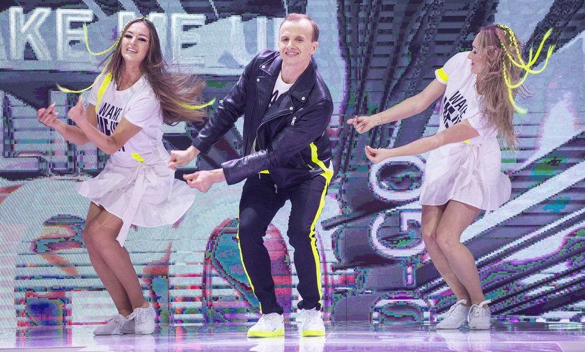 """Paweł Bodzianny w programie """"Dance Dance Dance"""""""