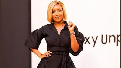 Let's inhale some freshness from actress, Joselyn Dumas