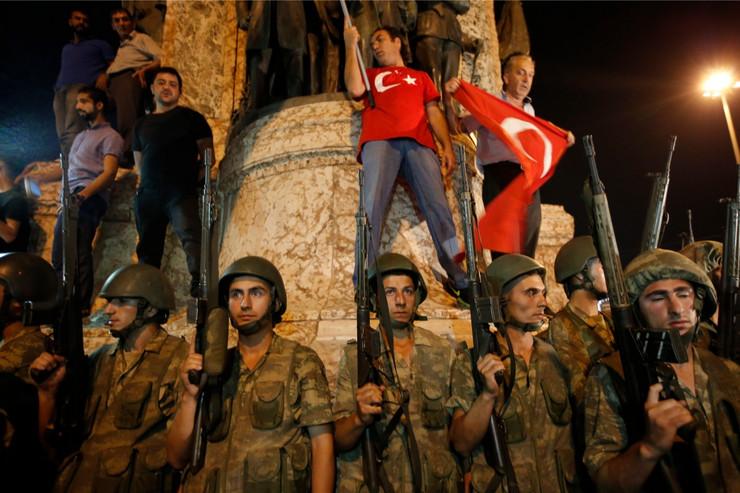 Turska puč
