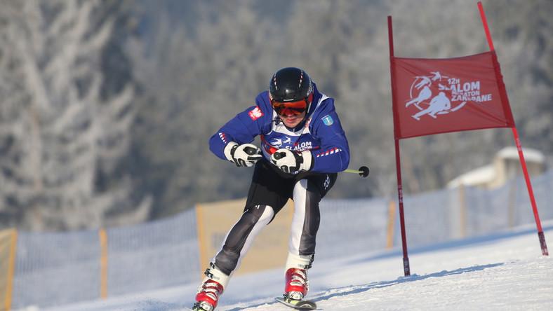 - Udało nam się ustanowić nowy rekord Polski w narciarskim maratonie, który polega na zjazdach na nartach non stop przez 12 godzin. Proporcjonalne do ilości przejechanych kilometrów otrzymaliśmy od sponsora grupy PZU fundusze na działalność niepełnosprawnych sportowców – powiedziała PAP prezes fundacji Handicap Zakopane, olimpijka Małgorzata Tlałka-Długosz.