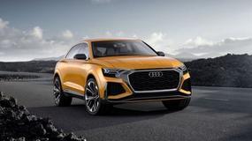 Nowe Audi Q8 będzie produkowane w Bratysławie