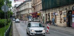 Duże utrudnienia w Krakowie. Ważna ulica zamknięta