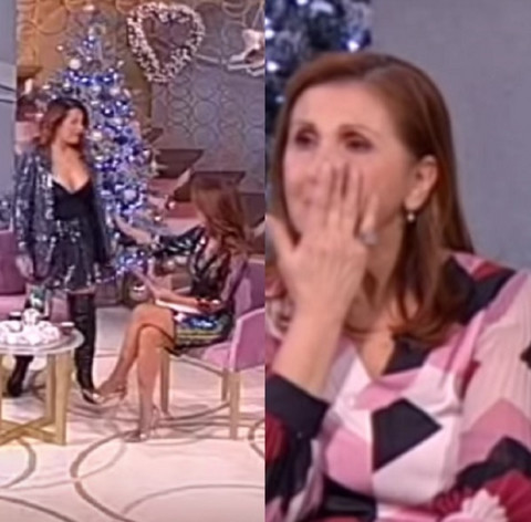 """DRAMA U PRAZNIČNOM IZDANJU """"MAGAZIN IN"""": Seka htela da napusti emisiju, Olga Odanović potresena plakala!"""