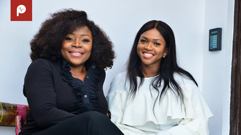 Omawumi and Waje recently co-produced their first movie together 'She Is'