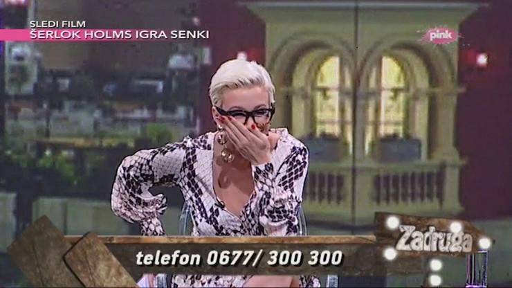 Ćerka Dušice Jakovljević se UKLJUČILA UŽIVO u emisiju i pred celom nacijom joj postavila pitanje zbog kog se ORIO STUDIO (VIDEO)