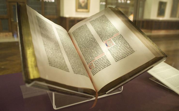 Švercovao bibliju