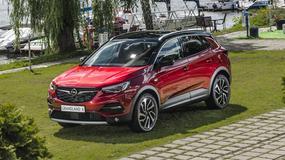 Opel Grandland X poniżej 100 tys. zł