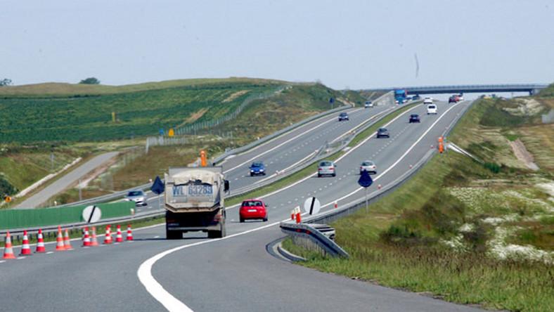 Autostrada A2 skończy się... w lesie