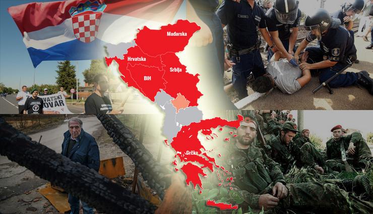 balkan kombo foto RAS Emil Čonkić, Predrag Dedijer, EPA, Zoltan Balogh, Shutterstock
