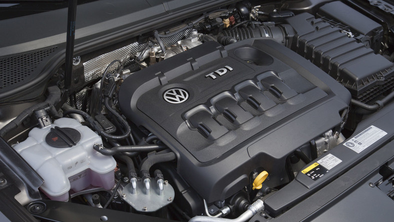 Silnik TDI Volkswagena