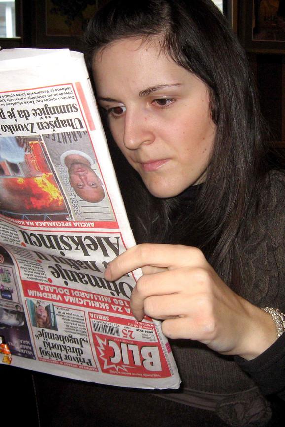 Dobila posao u Užicu po preporuci s Harvarda: Bojana Danilović