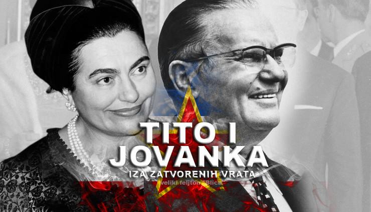 Tito i Jovanka, iza zatvorenih vrata