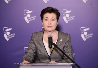 Gronkiewicz-Waltz przegrała z PFN ws. kampanii 'Sprawiedliwe Sądy'