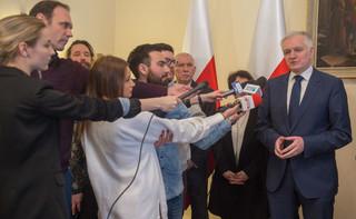 Gowin: Nie widzę powodu do jednostronnego eskalowania przez Polskę sankcji wobec Rosji