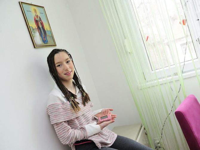 """Mariji je kao bebi otkrivena bolest za ceo život. Danas ima 14 godina i kaže: """"Dijabetes ne određuje ni mene, ni moj život"""""""