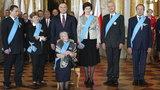 Wybrała rywala Andrzeja Dudy. Prezydent ją odznaczył