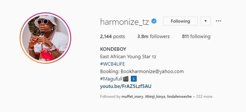 Harmonize makes unexpected changes, is he leaving Wasafi Records?