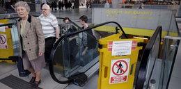 Katowice: pasażerowie będą mieli nowe schody