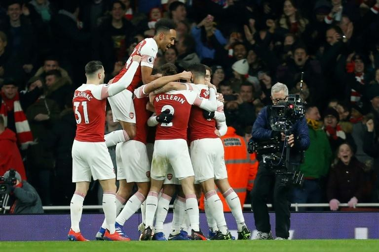 Arsenal won the London Derby against Chelsea