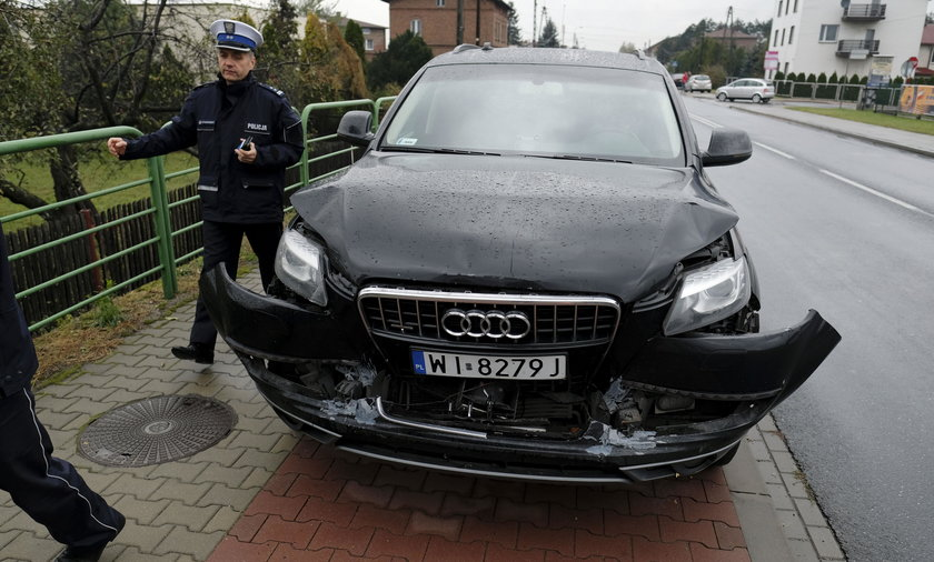 Wypadek Beaty Szydło. Jest wewnętrzne postępowanie w SOP!