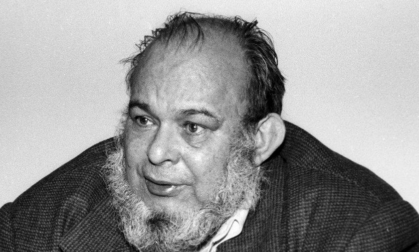 Profesor Andrzej Garlicki.