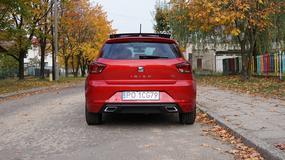 Seat Ibiza FR 1.0 TSI - dużo lepsza, choć tak podobna   TEST